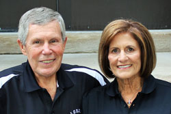Photo of Dr. Robert and Judy Tucker.   Link to their story.
